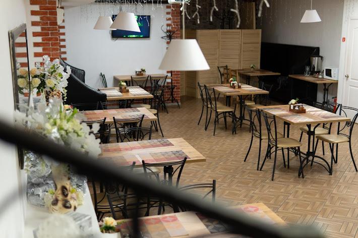 Фото №11 зала Кафе-Кафе