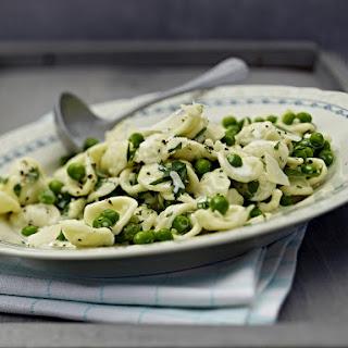 Orecchiette Pasta Peas Recipes