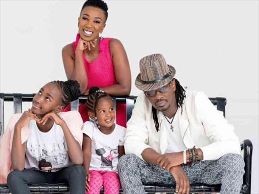 Wahu explains why she will not have another baby