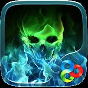 Cold Fire GO Launcher 1.184.1.102 Icon