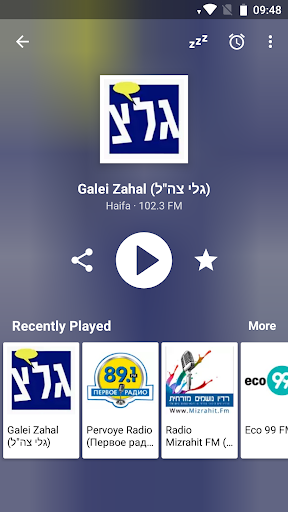 Radio FM Israel 8.4 screenshots 2
