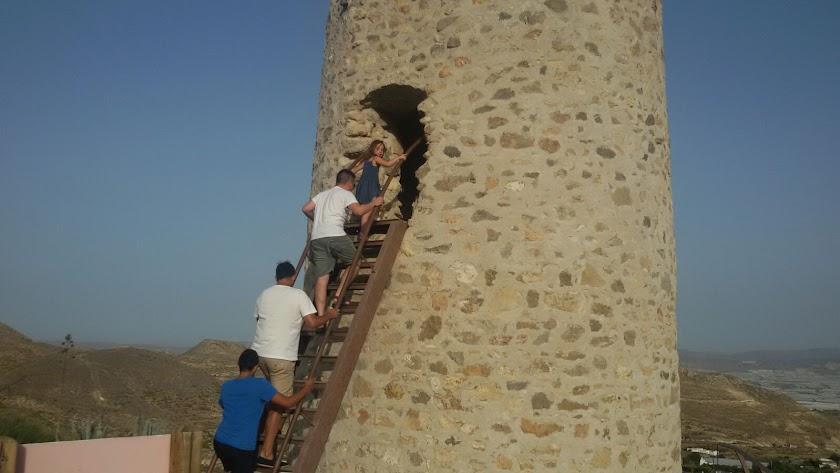 La Atalaya, una de las visitas guiadas que organiza el Ayuntamiento.