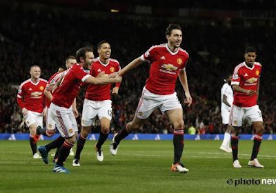 Grande lessive annoncée par José Mourinho à United, les Belges ont du souci à se faire