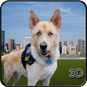 Crime City Police Dog Chase 3D icon
