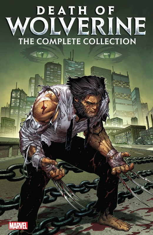 Death of Wolverine: The Complete Collection (2018)