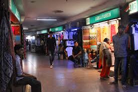 inside palika bazaar connaught place best places in delhi for shopping