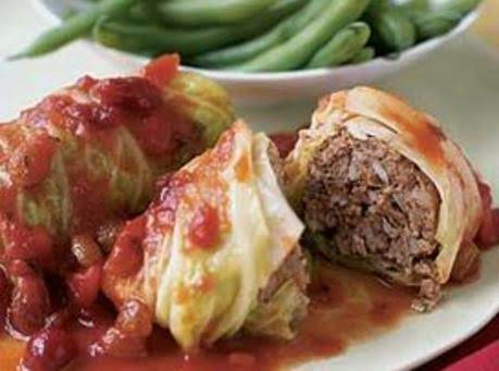Cranberry Cabbage Rolls For Crock Pot Recipe