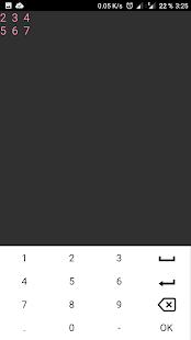 解線性方程組