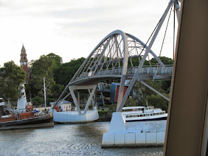 Photo: from the Bridge