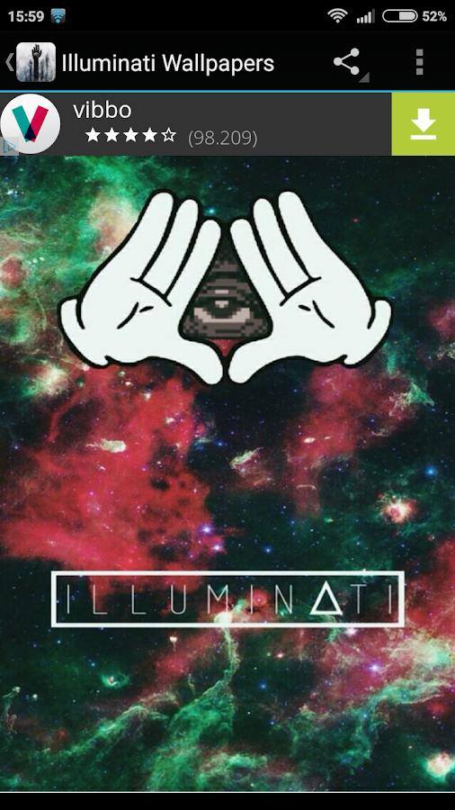 illuminati wallpapers android apps on google play