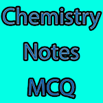 Chemistry Notes & MCQ icon