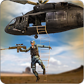 Gunship Helicopter air Shooter: Airforce Strike