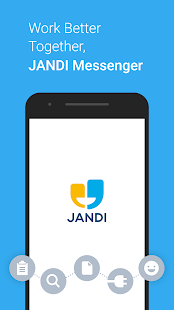 JANDI - Collaboration at Work - náhled