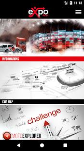 Inter Cars Expo App 2017 - náhled