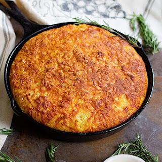 Rosemary Cheddar Cornbread Recipe