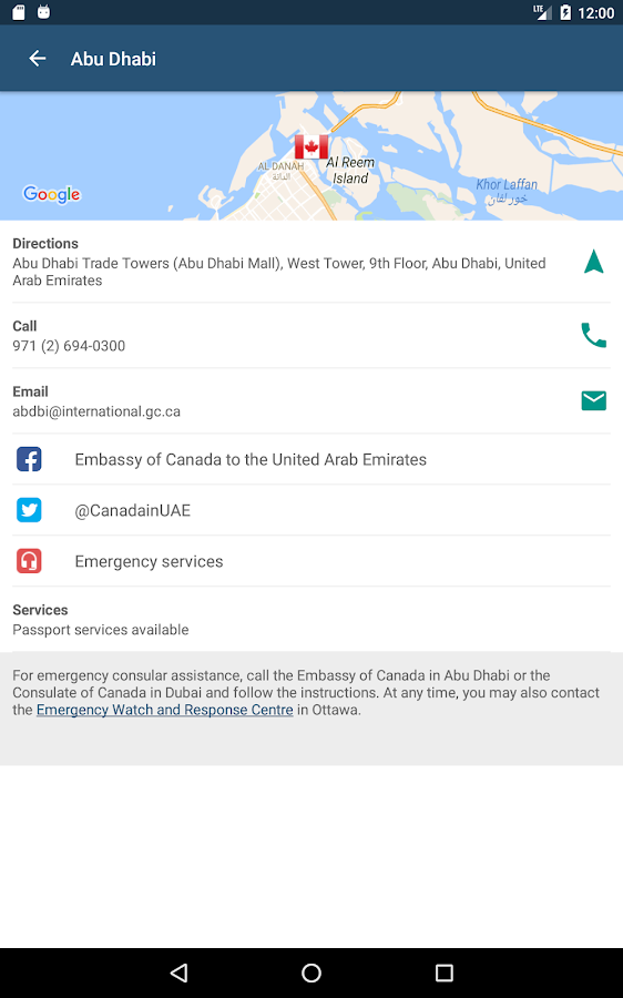 Travel Smart - Canada- screenshot