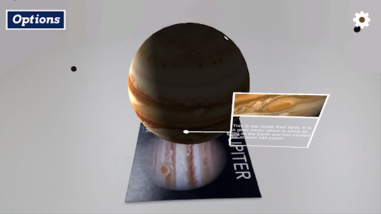 Our Universe AR - náhled