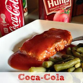 Coca Cola Pork Chop.