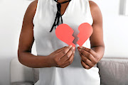 Sometimes you need to take your time to heal from heartbreak./ 123rf