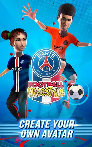 PSG Football Freestyle 0.6.17.33 screenshots 2