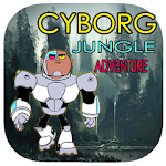 Cyborg Super Titans Go Icon