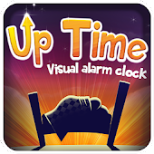 Up Time - Visual Alarm Clock