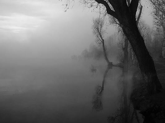 Il fiume e la nebbia di ganesha