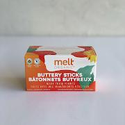 Melt Organic Butter Sticks