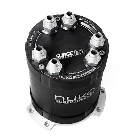 2G Fuel Surge Tank 2.0 liter for external fuel pumps