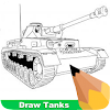 How To Draw Tanks