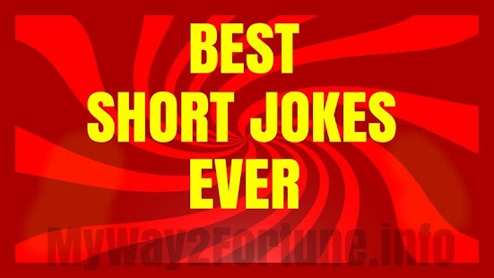 Best Short Jokes Ever- screenshot thumbnail