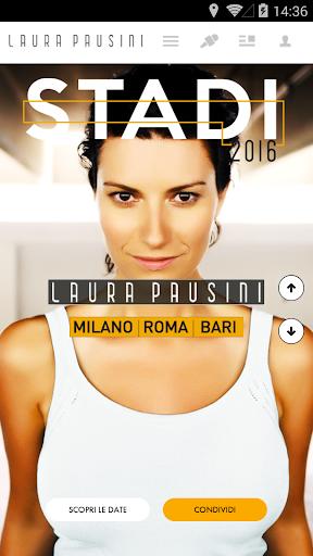 iLaura Pausini Official App