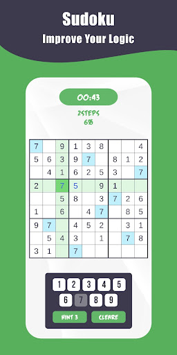 Brain Games : Logic, Tricky and IQ Puzzles android2mod screenshots 3