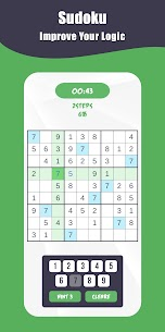 Brain Games : Logic, Tricky and IQ Puzzles 3