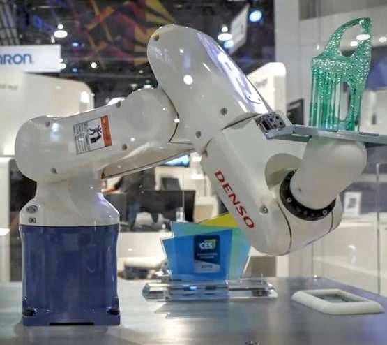 3D SYSTEMS - робот для 3D-печати SLAbot-1