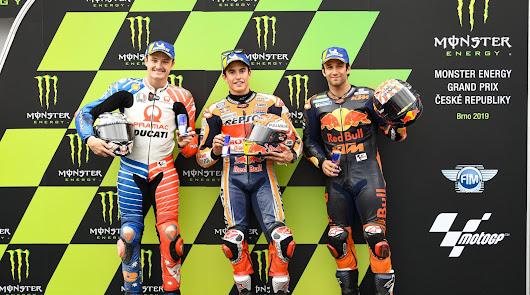 Buen comienzo en la segunda parte del mundial,  de los pilotos españoles