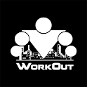 WorkOut: fitness from streets icon