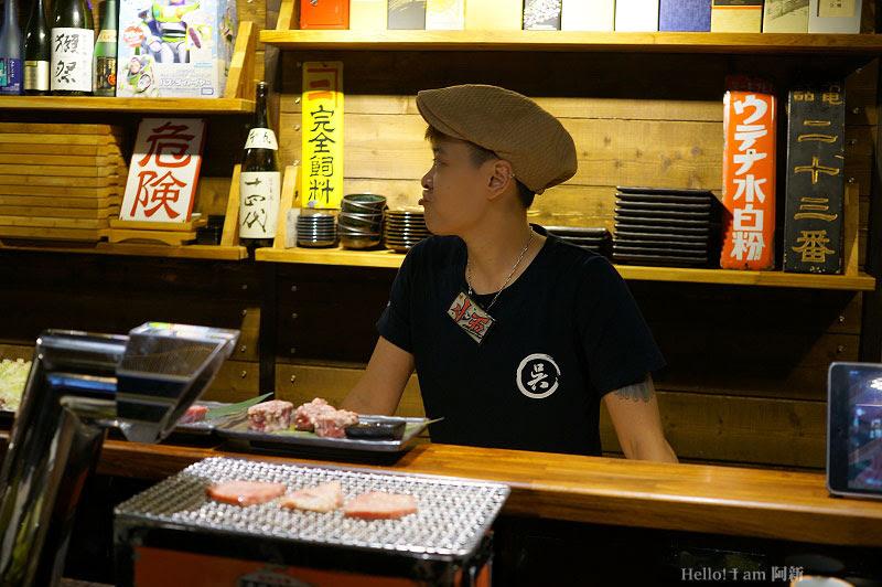 台北燒肉店推薦,吳桑燒肉-14