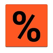 Basic Percentage Calculator icon
