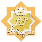 Widget Retro Halloween Rib ZW