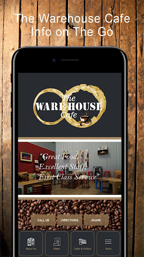 The Warehouse Cafe 1.0.3 screenshots 1