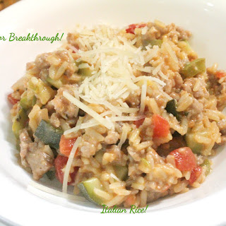 Italian Rice!