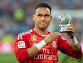 Keylor Navas laat zich uit over de concurrentiestrijd met Thibaut Courtois bij Real Madrid