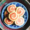 chinese, chinese new year, cookies, festival, recipes, red fermented bean curd, Sweet Cow Ear Cookies, traditional, treats, 南乳, 牛耳朵, 猪耳朵, 甜牛耳朵餅, 紅腐乳, 象耳朵