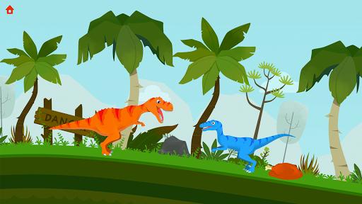 Jurassic Rescue - Dinosaur Games in Jurassic! screenshots 1