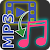 Video to mp3, mp2, aac or wav. Batch converter file APK for Gaming PC/PS3/PS4 Smart TV