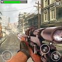 World War WW2 Sniper 3D: Free Fire War Games icon