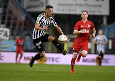 Sporting Charleroi : Deux retours pour le déplacement au Stayen
