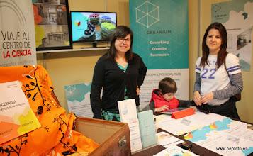 Photo: Monzón: II Feria de Asociaciones. Viaje al Centro de la Ciencia - CREARIUM