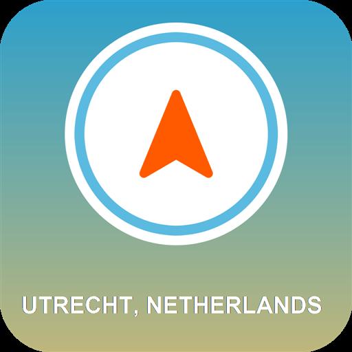 旅游のユトレヒト、オランダ オフラインGPS LOGO-記事Game